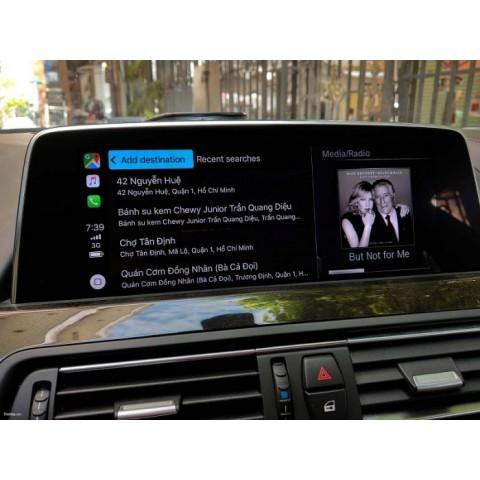 Carplay không dây cho xe Lexus Rx400h