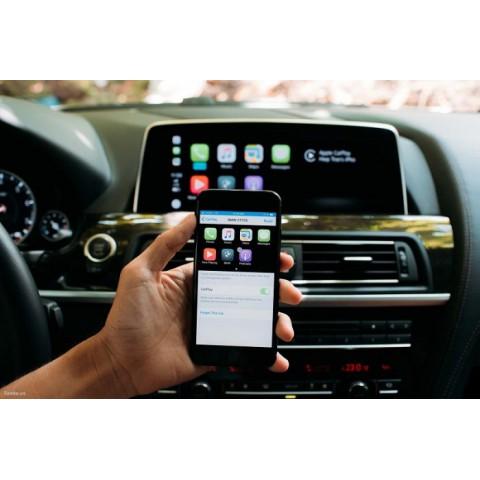 Carplay không dây cho xe Mercedes C250