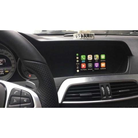 Carplay không dây cho xe Mercedes C300