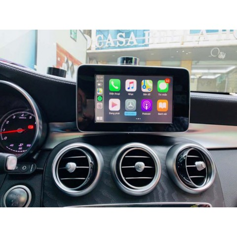 Carplay không dây cho xe MINI COOPERS
