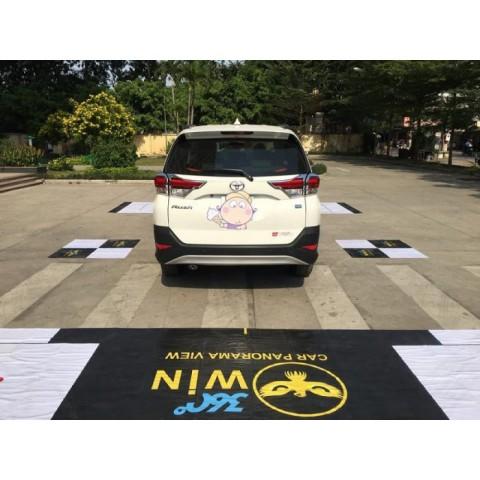 Camera 360 độ ô tô Owin cho xe Toyota Rush