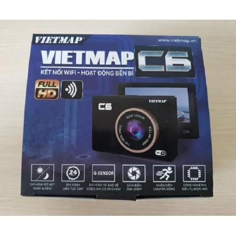 Camera hành trình ô tô Vietmap C6