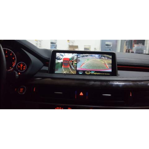 Camera 360 độ ô tô cho xe BMW X6