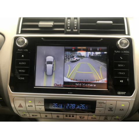 Camera 360 ô tô Owin cho Toyota Land Cruiser Prado