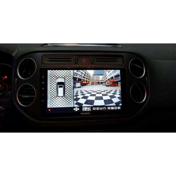Camera 360 độ ô tô DCT chính hãng giá rẻ