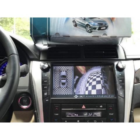 Camera 360 độ ô tô DCT cho xe Mazda Cx5