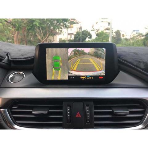 Camera 360 độ ô tô Owin cho xe Mazda 6