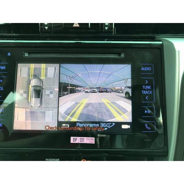 Camera 360 độ cho ô tô Panorama AVM 200