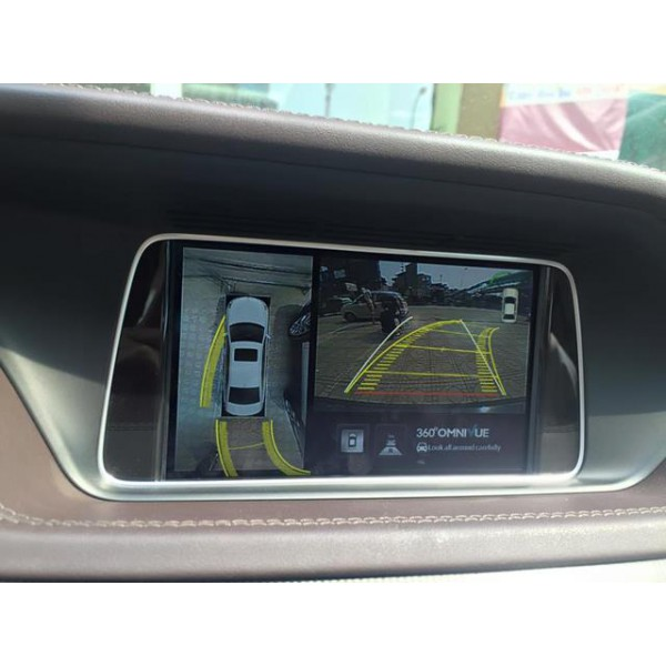 Camera 360 độ Omnivue xe Mercedes Benz E200
