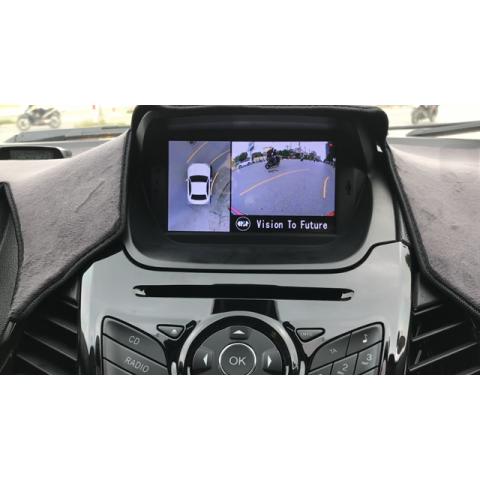 Camera 360 Độ Oris Cho Xe Ford Ecosport