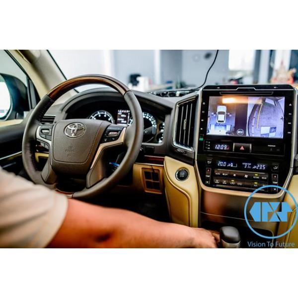 Camera 360 độ Oris cho xe Land Cruiser