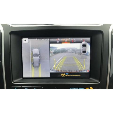 Camera 360 độ Owin dành cho xe Ford Transit