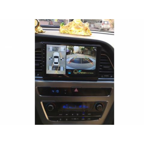 Camera 360 ô tô cho xe Hyundai Sonata