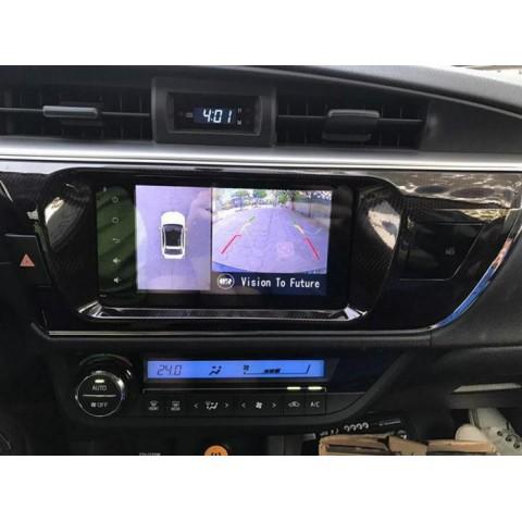 Camera 360 Oris cho xe Corolla Altis