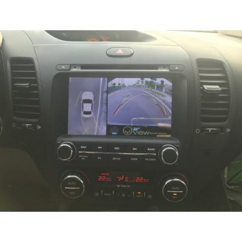 Camera 360 ô tô cho xe kia K3