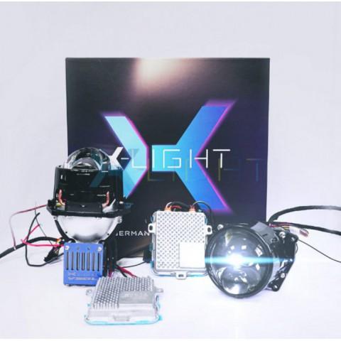 Đèn Bi Laser X-Light V30L cho xe hơi
