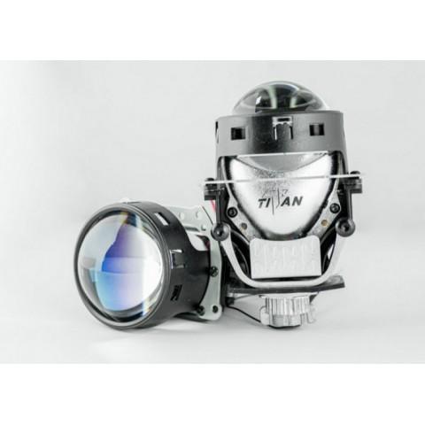 Đèn Bi Led ô tô TiTan Silver