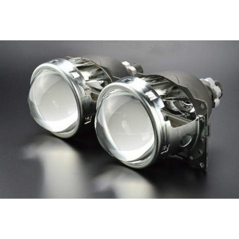 Độ bóng đèn bi xenon ô tô xe Chevrolet Orlando