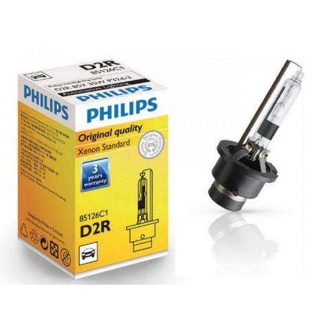 Bóng đèn xenon ôtô D2R philips Standard