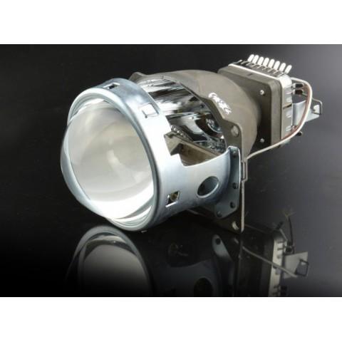 Độ bóng đèn bi xenon ô tô xe Hyundai Tucson