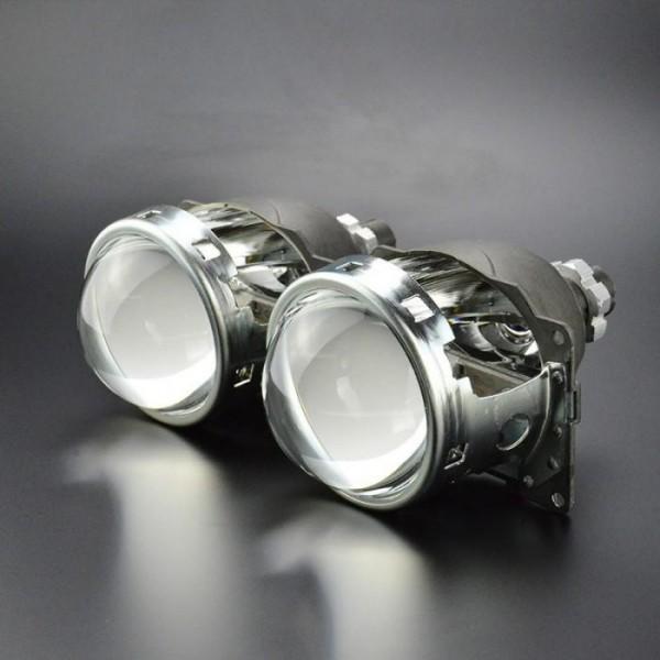 Độ bóng đèn bi xenon ô tô xe Mazda 3