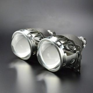 Độ bóng đèn bi xenon ô tô xe Mazda CX5