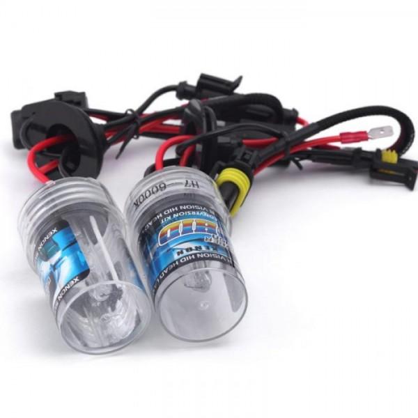 Độ bóng đèn bi xenon ô tô xe Nissan X-trail