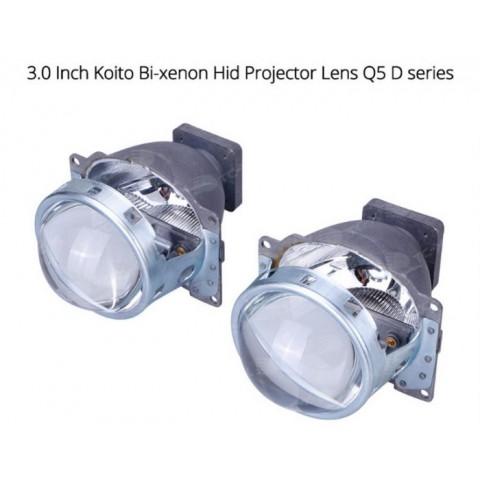 Độ bóng đèn bi xenon ô tô xe Kia Optima