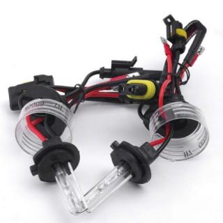 Độ bóng đèn bi xenon ô tô xe Toyota Innova