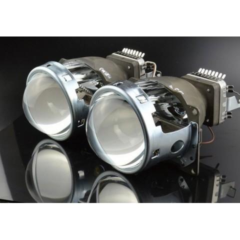Độ bóng đèn bi xenon ô tô xe Hyundai Avante