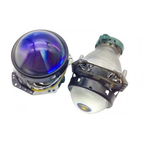 Độ bóng đèn bi xenon ô tô xe Toyota Prado
