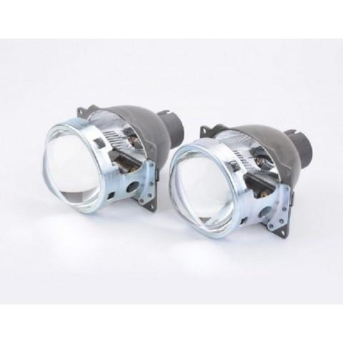 Độ bóng đèn bi xenon ô tô xe Mazda BT50