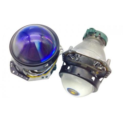 Độ bóng đèn bi xenon ô tô xe Kia Morning