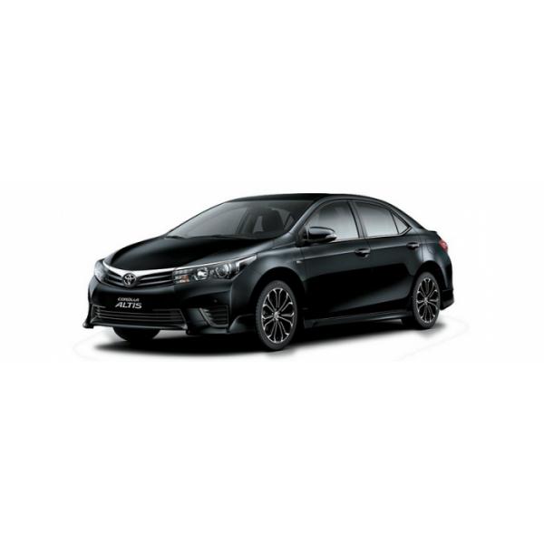 Dán phim cách nhiệt ô tô cho xe Toyota Corolla Altis