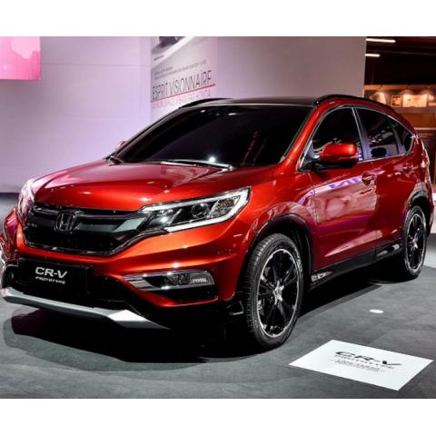 Dán phim cách nhiệt ô tô cho xe Honda Crv