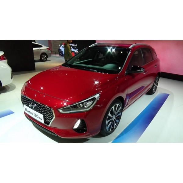 Dán phim cách nhiệt ô tô cho xe Hyundai i30