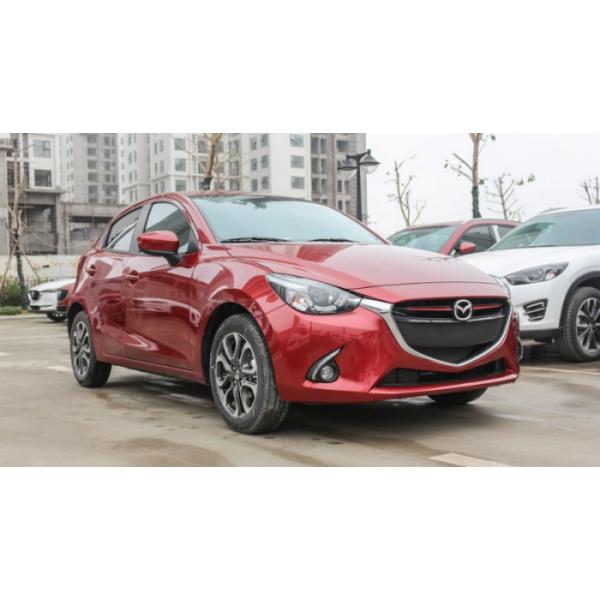 Dán phim cách nhiệt ô tô cho xe Mazda 2