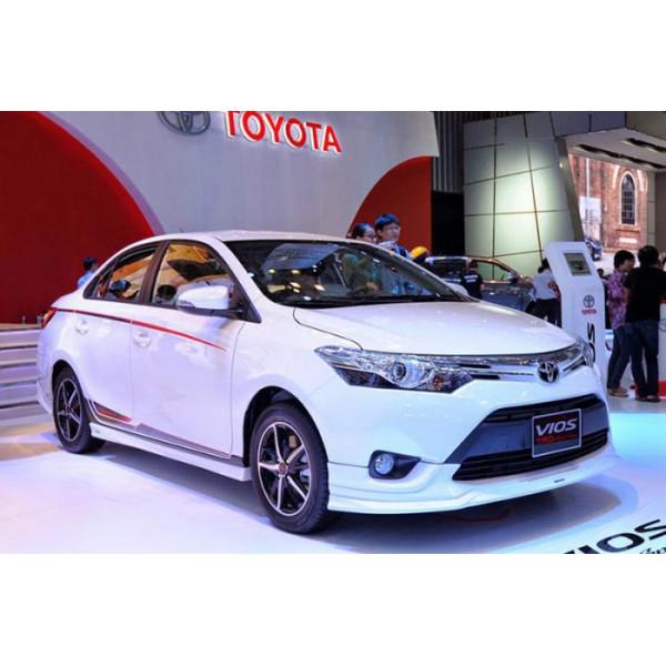 Dán phim cách nhiệt ô tô cho xe Toyota Vios