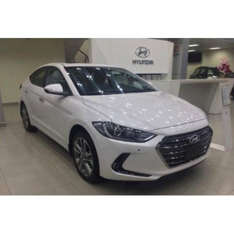Dán phim cách nhiệt ô tô cho xe Hyundai Elantra