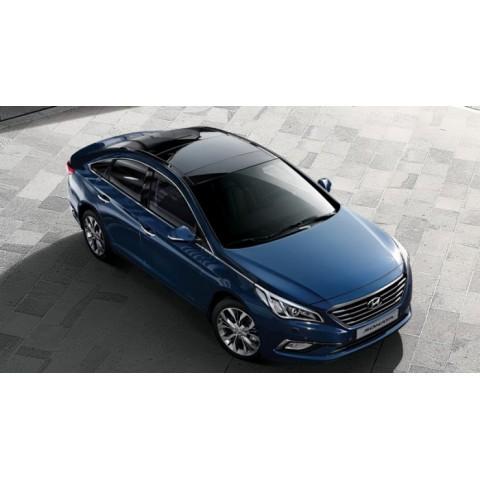 Dán phim cách nhiệt ô tô cho xe Hyundai Sonata