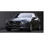 Dán phim cách nhiệt ô tô cho xe Mazda 3