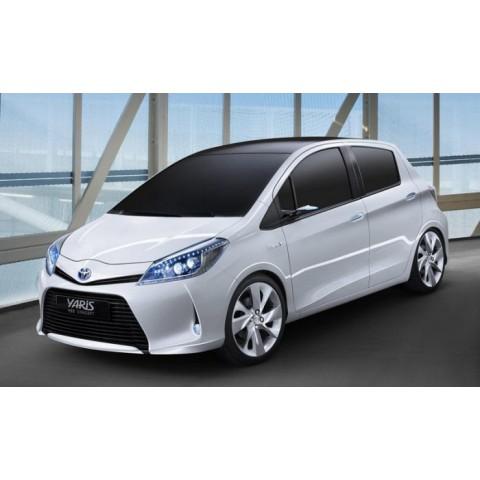 Dán phim cách nhiệt ô tô cho xe Toyota Yaris