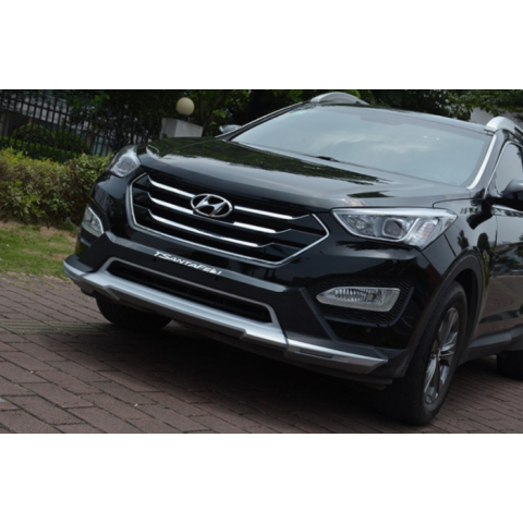 Cản trước sau ô tô cho xe Hyundai Santafe