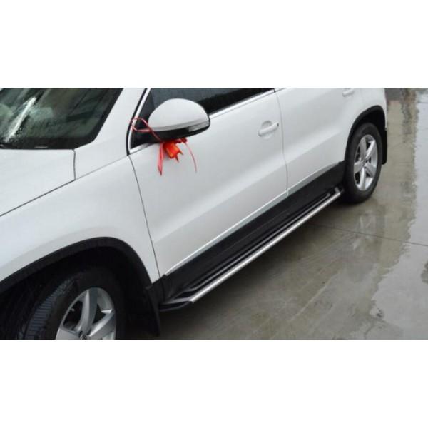 Bậc lên xuống ô tô cho xe Volkswagen Tiguan