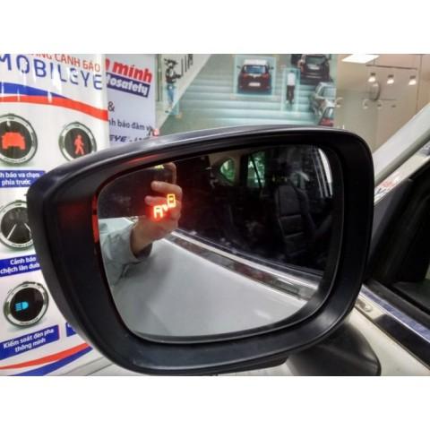 Cảm biến cảnh báo điểm mù sử dụng sóng radar