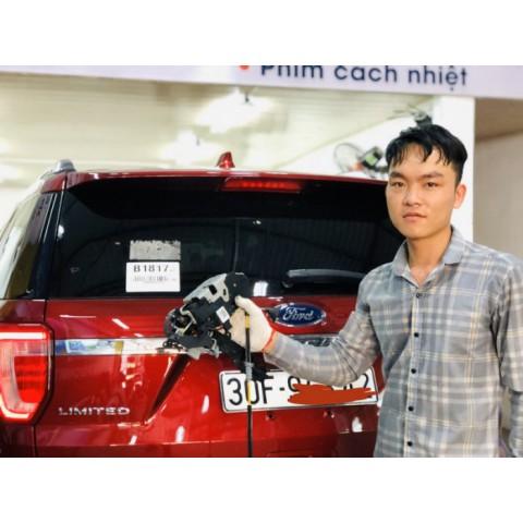 Cửa hít ô tô cho xe Ford Explorer