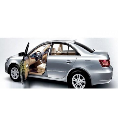 Cửa hít ô tô tự động cho xe Hyundai Kona