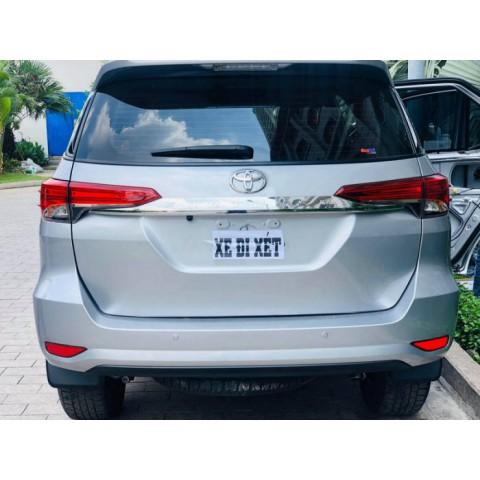 Cửa hít ô tô cho xe Toyota Fortuner