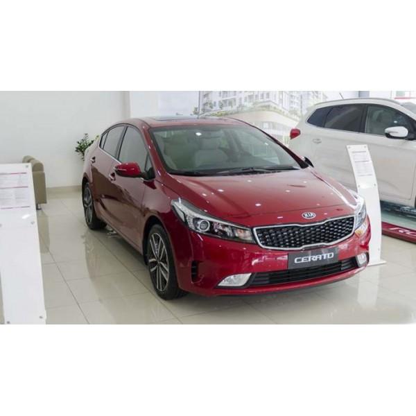 Cửa hít ô tô tự động cho xe Kia Cerato