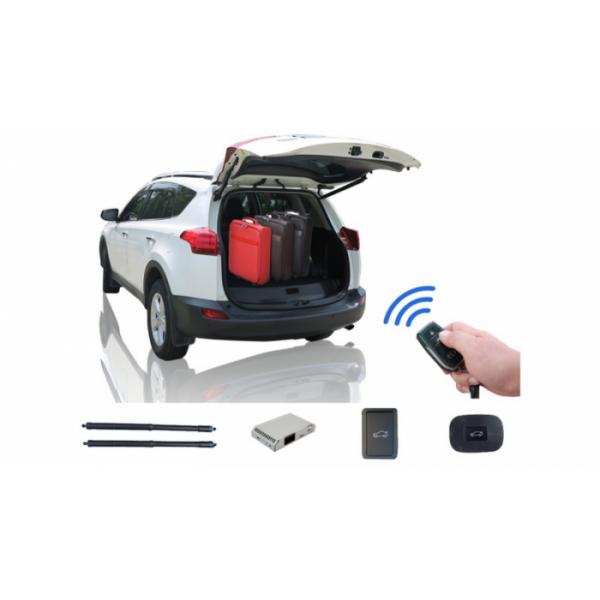 Đóng mở cốp điện ô tô cho xe Land Rover Velar